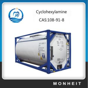 Factory Price Cyclohexylamine (CHA) with High Quality pictures & photos