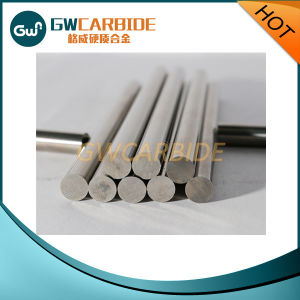 Solid Tungsten Carbide Rods with Coolant Hole pictures & photos