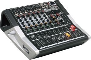 Special New Design Powered Mixer Te600 Series Professional Audio Amplifier pictures & photos