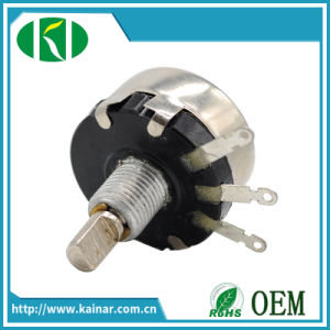 Wx010 Single Turn Wire Wound Potentiometer pictures & photos