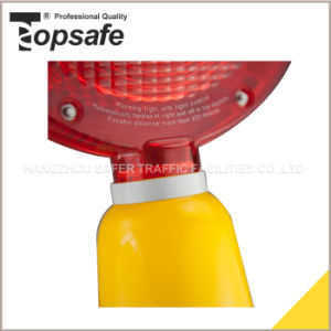 Solar Power Safety Flashing LED Lighting (S-1359B) pictures & photos