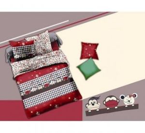 Kid′s Favorite Cartoon Bed Sheet Sets 130470 pictures & photos