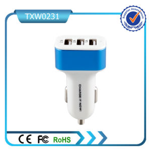 Micro USB Car Charger with Mini Micro USB Connector pictures & photos