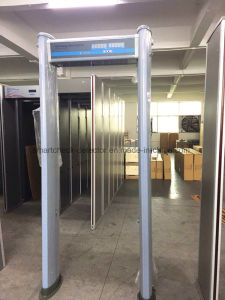 Airport Metal Detector Ellipse Walk Through Metal Detector pictures & photos