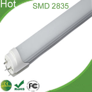 2017 Hot Sale 600mm 9W Nanometer 270 Degree Beam Angle LED T8 Tube Light pictures & photos