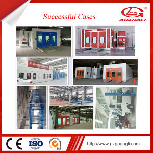 Ce and ISO High Quality Maintenance Equipment Car Spray Booth/Painting Room (GL5-CE) pictures & photos
