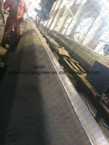 Hot Dip Galvanization Camera Surveillance Poles pictures & photos