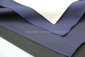 Bi-Stretch Cotton Spandex Satin Piece Dyed Fabric pictures & photos
