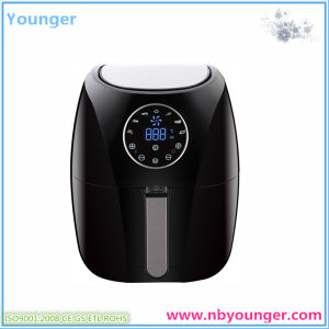 Digital Air Fryer/Ound Fryer Electric Deep Fryers pictures & photos