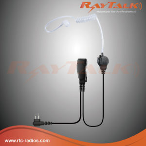 Acoustic Tube Earphone for Walkie Talkie Gp300/Gp308 pictures & photos