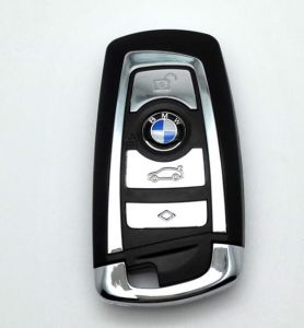 Customized Plastic BMW Car Key USB Pendrive pictures & photos