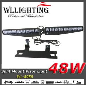 48W LED Visor Emergency Warning Light pictures & photos