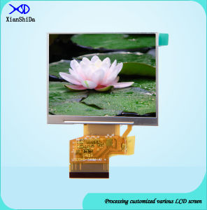 3.5 Inch LCD Display Screen, 24 Bits, 54 Pins pictures & photos