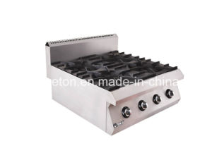 Stainless Steel Ce&ETL Verified Counter-Top Gas Stove (ET-TSRQBZL) pictures & photos