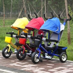 360 Degree Rotation Children Tricycle Kid Tricycle pictures & photos