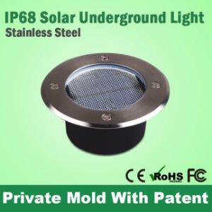 IP68 Stainless Garden Solar LED Underground Light Swimming Pool Lamp pictures & photos
