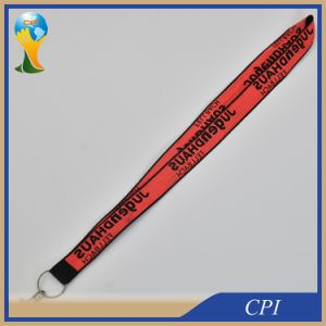 Custom Comfortable Jacquard Woven Lanyard for Key Holder pictures & photos