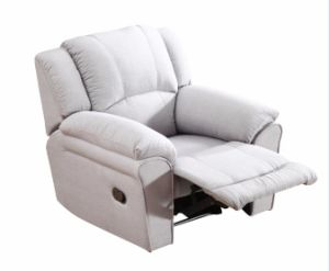 Home Cinema Leather Sofa for Movie Theatre Chair with Recliner Sofa (single chair) pictures & photos