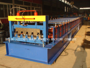 Floor Panel Metal Sheet Roll Forming Machine pictures & photos
