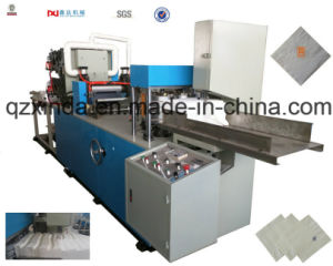 Household Napkin Paper Folding Printing Machine pictures & photos
