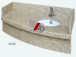 Polished Granite Countertops & Vanity Tops & Kitchen Tops pictures & photos