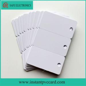 Waterproof Ink Printing 3 up Breakaway PVC Card pictures & photos