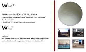 EDTA Mn 13% Organic Fertilizer pictures & photos
