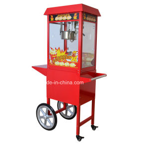 ETL Certified Commercial Electrical Popcorn Machine Popcorn Maker pictures & photos