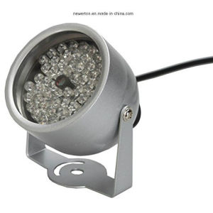High Quality 48-LED CCTV IR Infrared Night Vision Illuminator Light Security Lamp for CCTV Camera pictures & photos