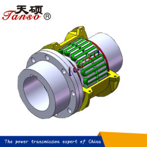 Jsd Single Flange Grid Springs Coupling for Tractors pictures & photos