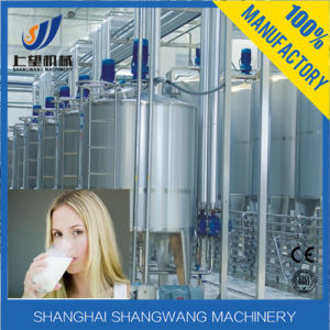 High-Quality Small Uht Milk Processing Line pictures & photos