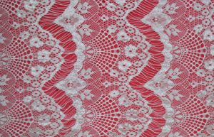 2017 Swiss Delicate Melt Poly Lace Fabrci, High Quality and New Pattern Ln10027 pictures & photos