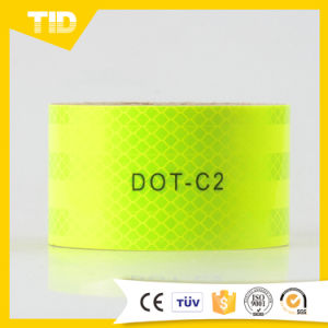 "2"" X 150′ DOT-C2 Conspicuity Reflective Safety Tape pictures & photos"