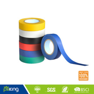 Strong Adhesive Color PVC Electrical Insulation Tape pictures & photos
