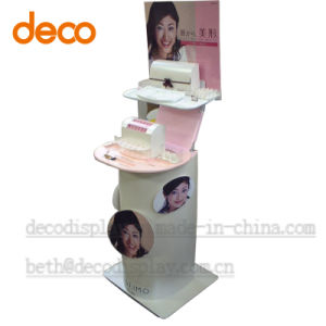 Cosmetic Pop Display Cardboard Display Stand for Retail pictures & photos
