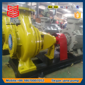 Ih Single Stage Single Suction Oil Water Transfer Pump pictures & photos