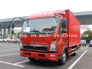 China Sinotruk HOWO 4*2 Lorry Truck pictures & photos