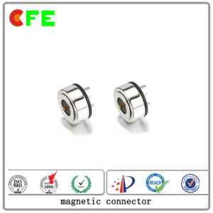 Electronic Magnetic Connector for Visible Crab Clamp pictures & photos