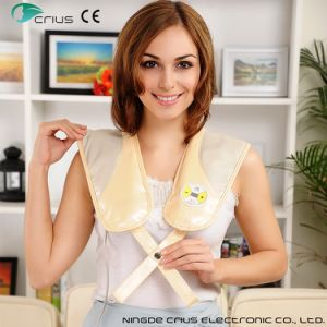 High Quality Thermal Acupuncture Neck and Shoulder Massager pictures & photos