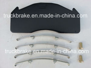 Truck Parts Disc Brake Pad Wva 29125/D1560-8771 for Meritor/Volvo pictures & photos