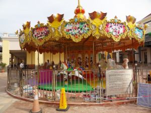 Merry -Go-Around - Kiddie Amusement Equipment pictures & photos