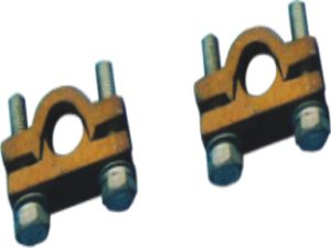 Pjdt Copper Single Groove Clamp pictures & photos