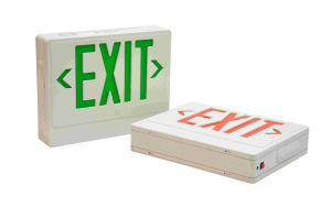 Emergency 12hours Double Sides Exit Legend UL LED Exit Light pictures & photos