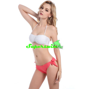 Small Quantity Swimwear Manufacturing for Customers′ Designs pictures & photos