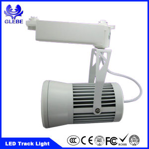 Bridgelux COB Chip Global Track Lighting COB Track Light pictures & photos