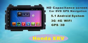 Android System Car DVD Player Navigation GPS for Honda Xrv 10.1 Inch with Bluetooth/TV pictures & photos