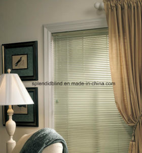 Aluminum Mini Office Blinds Quality Windows Blinds pictures & photos