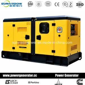 Mobile Diesel Generator Set by Yanmar Engine with ISO/Ce pictures & photos