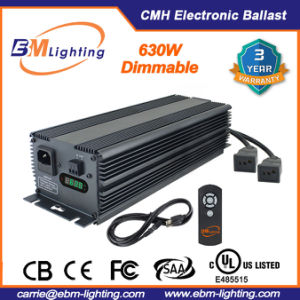 2017 New 630W CMH Electronic Ballast for Greenhouse in Hydroponics pictures & photos