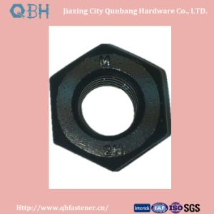 Black Heavy Hex Nuts 2h pictures & photos